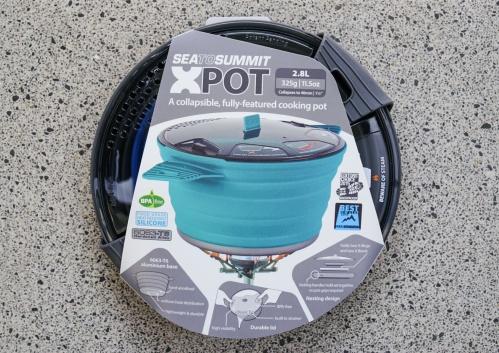 Sea to Summit X-Pot 2.8